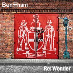 Bentham「Re: Wonder TOUR 2017」ジャケット