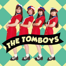 THE TOMBOYS「TO THE DREAM」ジャケット