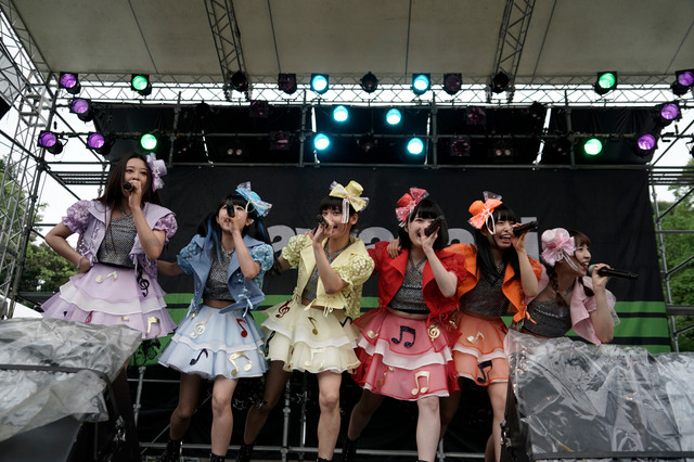 ベボガ!(虹のコンキスタドール黄組)(Photo by HIROKAZU)