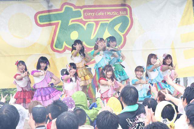 アイドル教室(撮影:笹森健一)