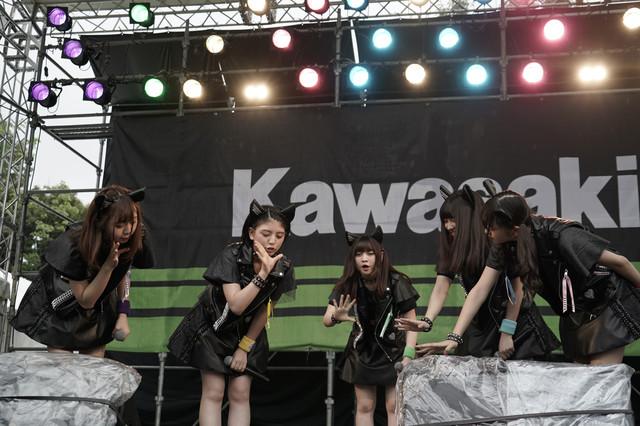 わーすた(Photo by HIROKAZU)