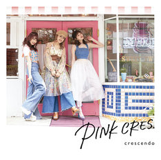 PINK CRES.「crescendo」ジャケット