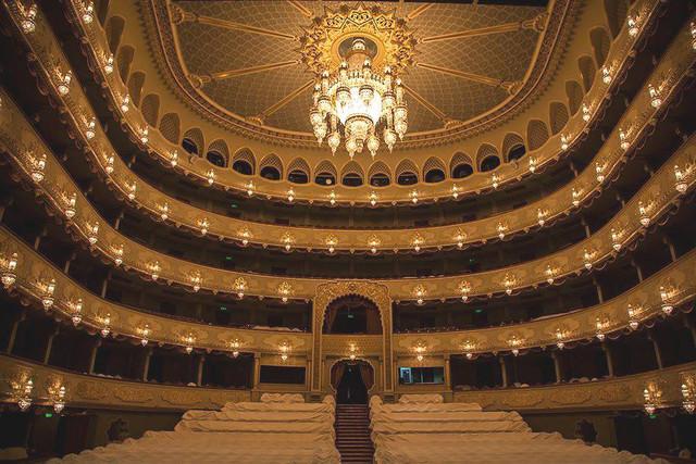 State Opera House of Georgia場内