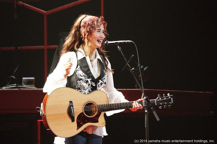 中島みゆき (c)2014 yamaha music entertainment holdings, inc.