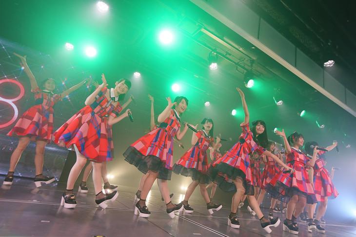 NGT48新公演「誇りの丘」初日開...