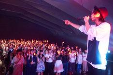 天月-あまつき-「天月-あまつき-のやりたい放題TOUR2017」初日公演の様子。(Photo by Tatsuya Kawasaki)(Photo by Tatsuya Kawasaki)