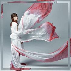 小松未可子「Maybe the next waltz」初回限定盤ジャケット