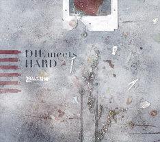 凛として時雨「DIE meets HARD」初回限定盤ジャケット