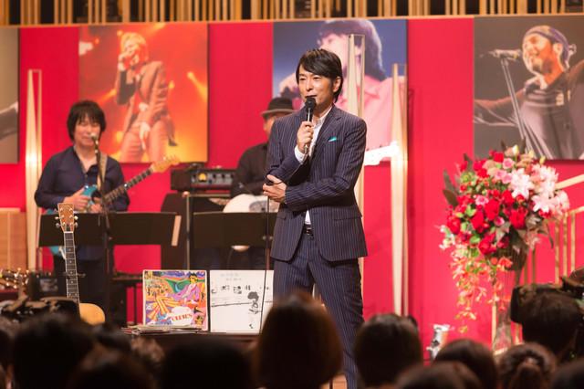 徳永英明(写真提供:NHK)