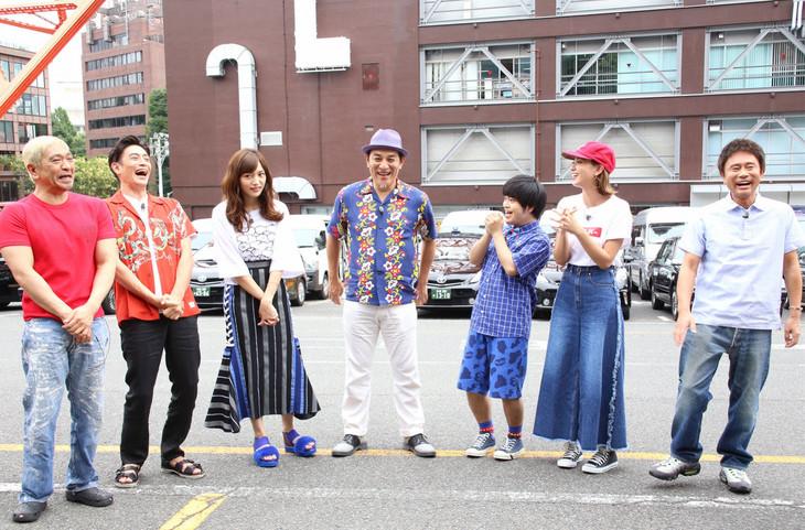 「ガキの使い特別版 絶対に集合しなくてはいけない!スマホなしで待ち合わせSP」のワンシーン。(c)日本テレビ
