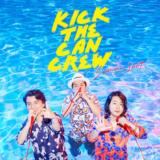 KICK THE CAN CREW「SummerSpot」配信ジャケット