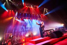 KAMIJO「Epic Rock Orchestra」東京・Zepp DiverCity Tokyo公演の様子。