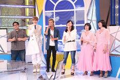 出演するゲスト陣。(c)日本テレビ