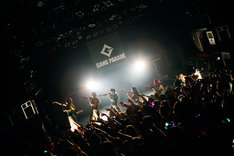 「GANG PARADE Beyond the Mountain TOUR」最終公演の様子。(写真提供:T-Palette Records)
