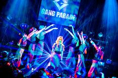 GANG PARADE(写真提供:T-Palette Records)