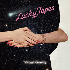 LUCKY TAPES「Virtual Gravity」ジャケット