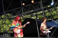 GLIM SPANKY(Photo by TEAM LIGHTSOME)