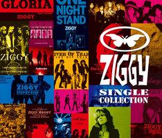ZIGGY「ZIGGY SINGLE COLLECTION」ジャケット