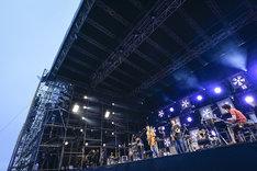 くるり (c)RISING SUN ROCK FESTIVAL(撮影:釘野孝宏)