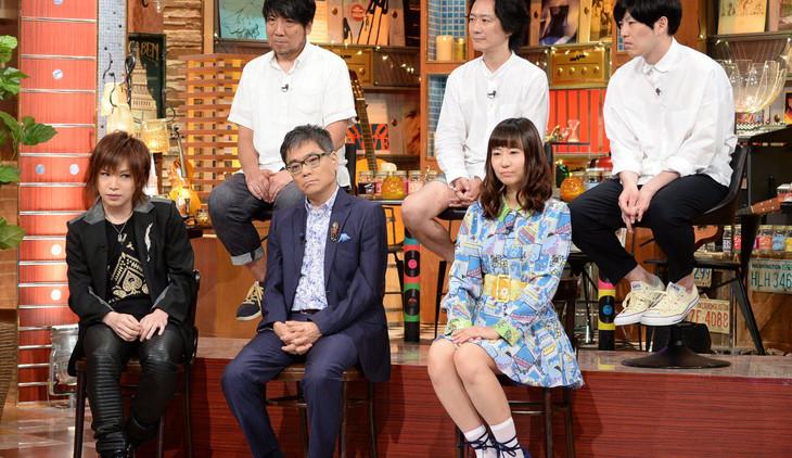 「関ジャム 完全燃SHOW」のワンシーン(c)テレビ朝日