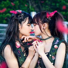 The Idol Formerly Known As LADYBABY「Pinky! Pinky!」初回限定盤ジャケット