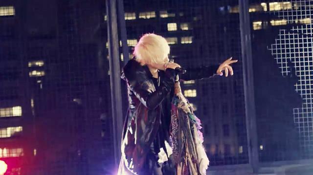 SPYAIR「MIDNIGHT」ミュージックビデオの撮影風景。