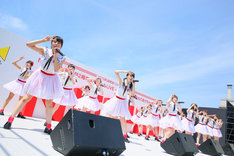 「NGT48お披露目2周年スペシャルLIVE~みなとまち新潟をもりあげちゃいます!~」の様子。(c)AKS