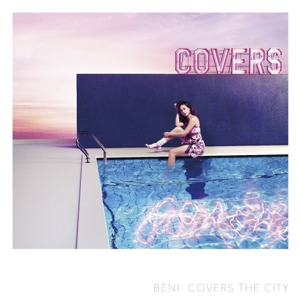 BENI「COVERS THE CITY」通常盤ジャケット