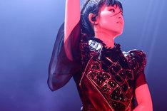 SU-METAL(Vo, Dance)(Photo by Taku Fujii)