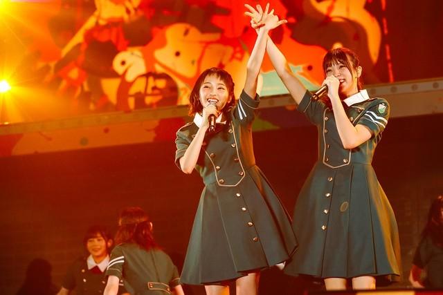 左から今泉佑唯、小林由依。 (提供:Sony Music Records)