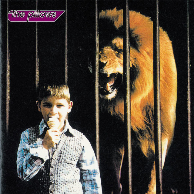 the pillows「LITTLE BUSTERS」ジャケット