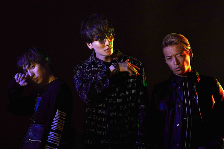 w-inds.。左が千葉涼平。