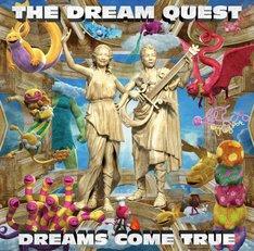 DREAMS COME TRUE「THE DREAM QUEST」ジャケット