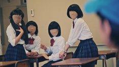 「イマドキの子」ミュージックビデオのワンシーン。