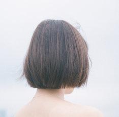吉澤嘉代子「残ってる」通常盤ジャケット