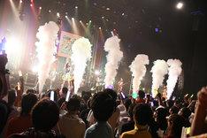 PASSPO☆「青年も、大志を抱け!ツアー」ファイナルの様子。(撮影:古川朋久)