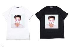 坂本龍一Tシャツ Design C(YMO所属時代)