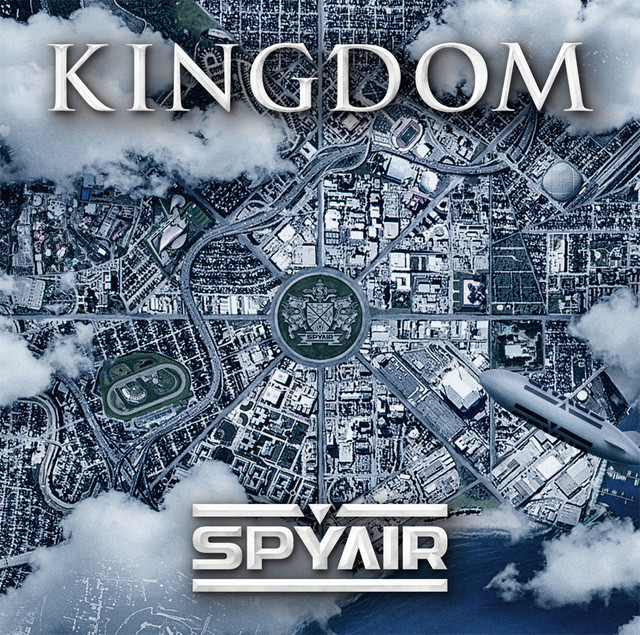 SPYAIR「KINGDOM」通常盤ジャケット