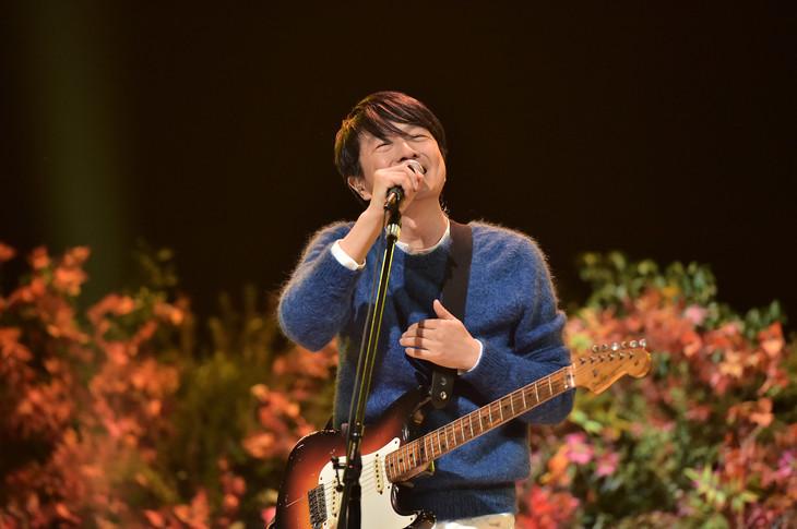 小沢健二 (c)NHK