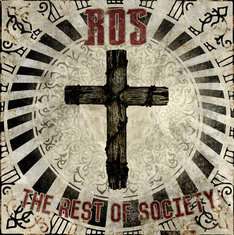 ROS「THE REST OF SOCIETY」ジャケット