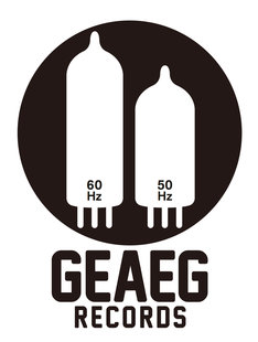 GEAEG RECORDSロゴ