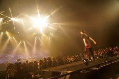 近藤晃央「KAIKAKI」東京・Zepp DiverCity TOKYO公演の様子。(提供:アリオラジャパン)