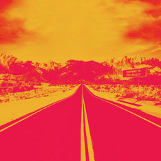 Large House Satisfaction「Highway to Hellvalley」ジャケット