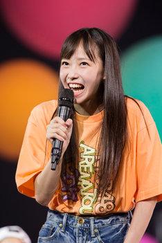 石塚朱莉 (c)NMB48