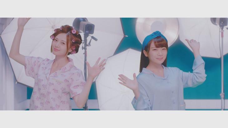 「まあいいか?」ミュージックビデオのワンシーン。