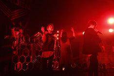THE BEAT GARDEN(Photo by Yoshika Horita)