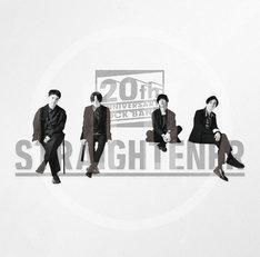トリビュートアルバム「PAUSE ~STRAIGHTENER Tribute Album~」ジャケット