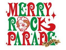 「MERRY ROCK PARADE 2017」ロゴ