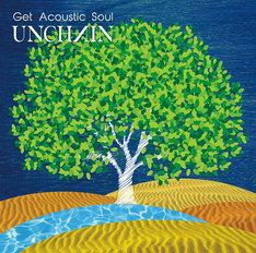 UNCHAIN「Get Acoustic Soul」初回限定盤ジャケット