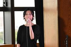 YUKA(Vo)(写真提供:TOKYO FM)